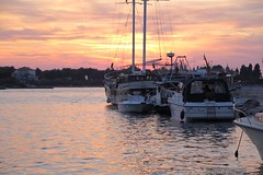 Sunset - Croatia island of Brac (BLUPhoto's) Tags: sunset sea canon lens island eos exposure mare croatia sigma length brac isola focal 60d vision:sunset=0833 vision:outdoor=0646 vision:ocean=0562 vision:sky=0628 lucioblu