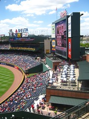 "Turner Field Scoreboard • <a style=""font-size:0.8em;"" href=""http://www.flickr.com/photos/109120354@N07/11047357633/"" target=""_blank"">View on Flickr</a>"
