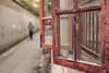 window of opportunity~ Shanghai (~mimo~) Tags: china street old city people urban man color window wall alley asia paint open shanghai streetphotography chipped windowofopportunity mimokhairphotography