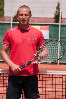 Ionut Silinc, antrenor tenis