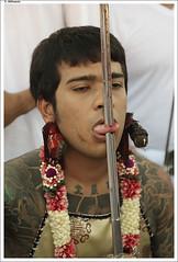 JMF236257- Festival Vegetariano de Phuket. Tailndia (JMFontecha) Tags: festival asia folklore viajes tradicin tradiciones folclore jmfontecha jessmarafontecha jessfontecha