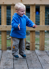 Junior Levitation (Strob79) Tags: park canon zoo jump wildlife float marwell levitate zoological 450d