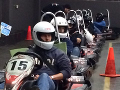 Kickoff the Kart Racing Series GT1 final