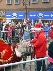 Rotherham Fayre Xmas 14th Dec 2013 (32) (Chris.,) Tags: santa winter england reindeer rotherham southyorkshire 2013 xmasfayre