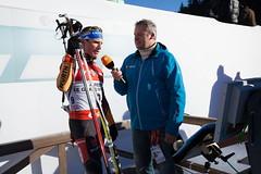Men Pursuit - WC Biathlon Annecy-Le Grand-Bornand 2013