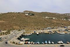 Mykonos from Norwegian Spirit (oxfordblues84) Tags: cruise sea water island greece cyclades mykonos ncl norwegianspirit aegeansea norwegiancruiseline mykonosisland norwegianspiritcruise tourios