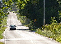 Country lane (hickamorehackamore) Tags: summer ny newyork adirondacks 2012 lakechamplain ticonderoga