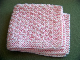 Free Knitting Patterns For Preemie Baby Blankets : Ravelry: Box Stitch Preemie Baby Blanket pattern by Joan Laws