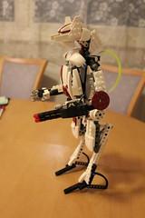 Orion Mechanica (Commander Turtle) Tags: robot pod lego cockpit technic mech