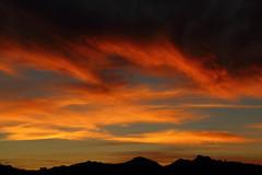 Sunset 1 28 14 #06 (Az Skies Photography) Tags: sunset red arizona orange cloud sun rio yellow set clouds canon eos rebel gold golden twilight dusk january salmon az rico 28 nightfall 2014 12814 arizonasky arizonasunset riorico rioricoaz t2i arizonaskyline canoneosrebelt2i eosrebelt2i arizonaskyscape 1282014 january282014