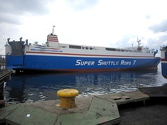 Super Shuttle Roro 7 (esy05) Tags: 7 super shuttle roro