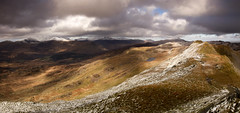 Panoramic Eryri - Explored (Nick Livesey Mountain Images) Tags: