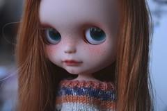 WIP little redhead girl :)