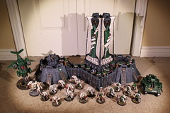 IMG_1382 (Imperial Designs) Tags: dark 40k angels warhammer fortress redemption