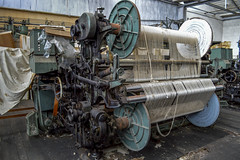 Big Wheels (darkday.) Tags: urban abandoned factory risk australian machine australia brisbane textile infiltration qld aussie exploration milf hacking ue urbex queenslander