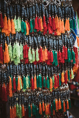 Key Chain (yemaria) Tags: world nepal heritage film site keychain raw kodak souvenir gift tibetan kathmandu colourful himalayan boudhanathstupa yemaria nikond800e