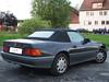 Mercedes SL 129 mit einteiligem Verdeck 98cm breite Scheibe (non-Akustik)