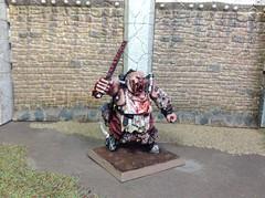 Slaughtermaster (fdesk21) Tags: warhammer