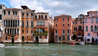 Venice : View from Fondamenta Riva di Biasio