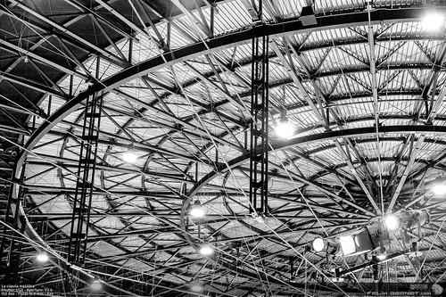 La cúpula metálica