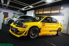 Varis Mitsubishi Lancer Evolution VIII (fuelgarden) Tags: show international malaysia motor kuala kualalumpur lumpur carphotography carculture automotivephotography 2013