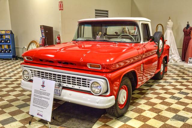 chevrolet pickup 1963 c10