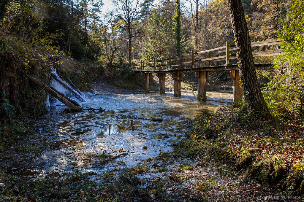 Donde el viejo puente
