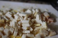 Galette de abbora e queijo de cabra (anaclara_luppi) Tags: cheese pie pumpkin goat queijo vegetarian cabra torta baked galette goatscheese abbora comidavegetariana savorypie queijodecabra
