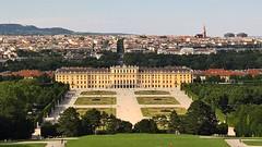 Vienna (heytampa) Tags: vienna austria schlosspark schnbrunner park gloriette scenic bundesgrten garden