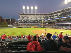 20161014_190020_Richtone(HDR) (reddawg5357) Tags: progressivefield clevelandindians cleveland clevelandohio chiefwahoo alcs indians tribetown tribetime mlb baseball bluejays