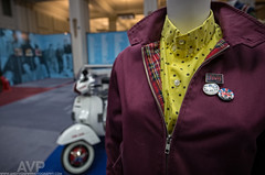 Harrington_jacket (Andy Von Pip) Tags: abouttheyoungideaexhibition beatles brucefoxton liverpool music mod mods paulweller rickbuckler thejam themodfather ukmods