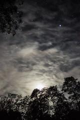 Cosmos Energy (Leandro Budzinski) Tags: d3200 niko n kit lens night sky stars clouds nature beautifull