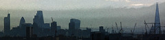 City of London Skyline (iain read) Tags: city skyline buildings london skyscrapers architecture hampsteadheath parliamenthill view cityscape urban gherkin shard