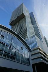 De Rotterdam @ Wilhelminapier @ Kop van Zuid @ Rotterdam (*_*) Tags: rotterdam netherlands nederland europe city october 2016 autumn fall automne kopvanzuid island wilhelminapier derotterdam skyscraper office building