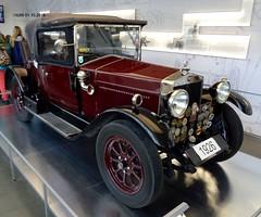 fiat-509-02 (tz66) Tags: automobilausstellung kaiser franz josefs hhe fiat 509 7 prewar car