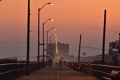 Ventnor Boardwalk (seanbeebe_photo) Tags: ventnor boardwalk nj newjersey atlanticcounty sunset