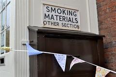 2016-09-17: Smoking Materials (psyxjaw) Tags: chatham dockyard forties event salutetotheforties kent 40s reenactment historic