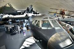 Boeing B-52D Stratofortress (Bri_J) Tags: iwmduxford cambridgeshire uk iwm duxford airmuseum aviationmuseum nikon d7200 imperialwarmuseum boeingb52dstratofortress boeing b52d stratofortress b52 jet bomber coldwar usaf 60689