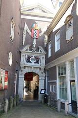 Amsterdam - Amsterdam Museum (corno.fulgur75) Tags: amsterdam amesterdão noordholland hollandeseptentrionale severníholandsko nordholland northholland holandaseptentrional olandasettentrionale holandiapółnocna holandadonorte netherlands paysbas nizozemsko holland hollande niederlande paísesbajos paesibassi nederland holandia paísesbaixos may2016 architecture amsterdammuseum museum musée dekeyser vancampen orphanage orphelinat