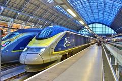 Eurostar 3212 (373212) - London St Pancras (South West Transport News) Tags: eurostar 3212 373212 london st pancras