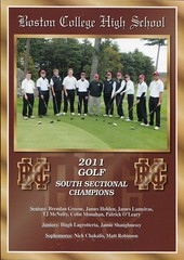 (BC High Archives) Tags: 2011 golf greene holden lameiras mcnulty monahan oleary lagrotteria shaughnessy chakalis robinson hayes