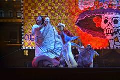 """Reto Baile: """"Catrina"""" (Hctor MM) Tags: mexicocity danza folclor calaveras catrina posada tradicin cultura"""
