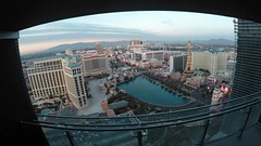 Vegas Fountain Twlight (shinnygogo) Tags: vegas lasvegas timelaspe video bellagio sunset twilight gopro nevada hero4 fountain cityscape transition nov 2016 november