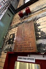 Snooker Knockout (slaterspeed) Tags: winnington soda ash works turbine hall compressor house turbo stage abandoned derelict