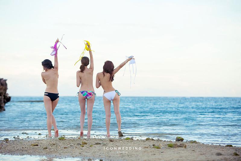 海外寫真,閨蜜寫真,豐見海灘,新原海灘,海外婚紗