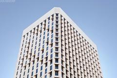 Minimal (vito.chiancone) Tags: minimal building city sky queensland brisbane australia architecture architectural concrete cbd minimalismo architettura linee trama edificio astratto