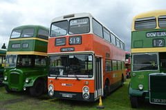 Preserved GM Buses A697HNB 04092016 (Rossendalian2013) Tags: preserved bus heatonpark manchester leyland atlantean an68 northerncounties a697hnb greatermanchestertransport greatermanchesterpte gmpte gmbuses