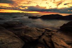 Roques Planes (solapi) Tags: hdr sunset sea beach beautiful sunrise solapi oriol ribera sigma