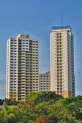 Somerset Surabaya (BxHxTxCx (using album)) Tags: surabaya building gedung architecture arsitektur hotel apartemen apartment