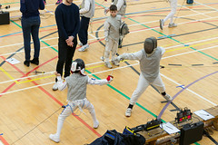Fencing (@Dave) Tags: fencing worcester foil sport d600 nikkor nikon dslr masks gloves kit rapier